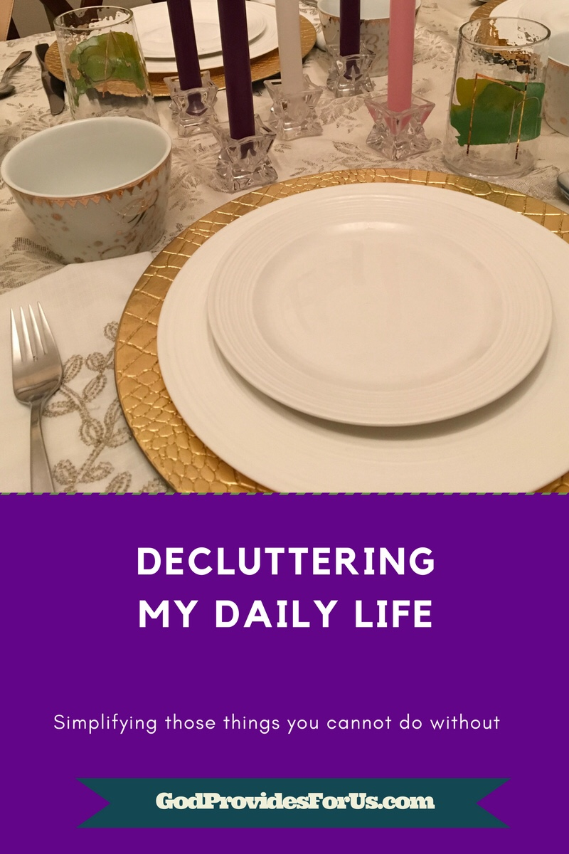 Decluttering Your Everyday Life