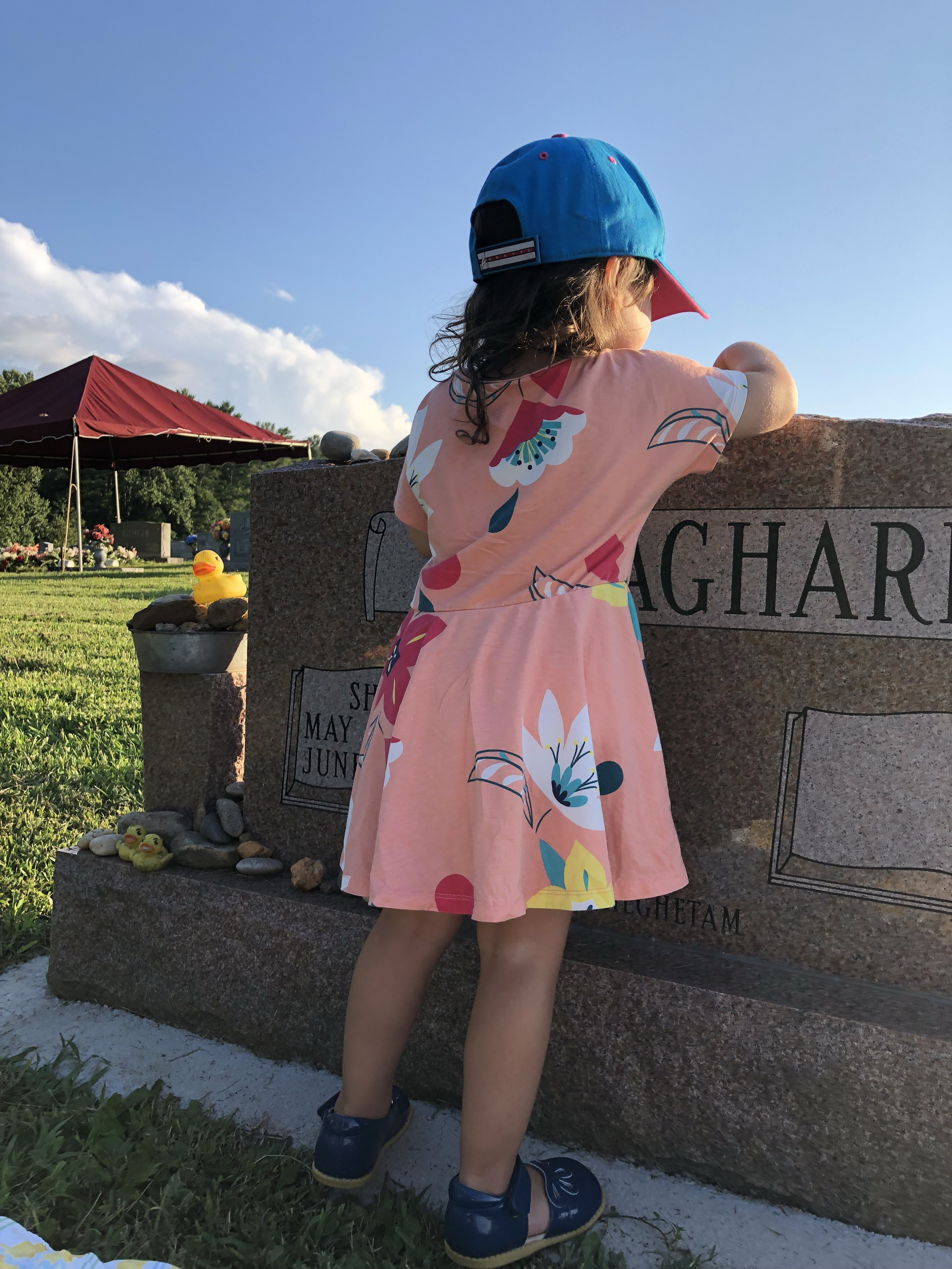 Comprehending Death – Through the Mind of a Child